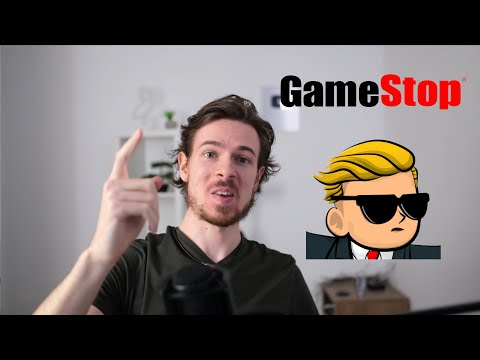What Is Happening With Gamestop Stock? My thoughts… [Video]