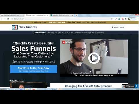 Best one page website builders for web design [Video]