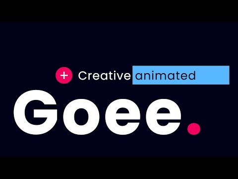 Creative CSS Goee Animated Share Button for web design – Website Design Tutorial [Video]