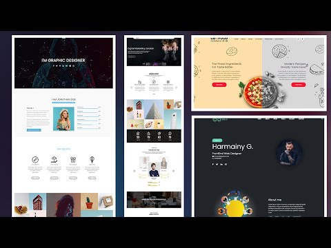 Top 5 Complete Responsive Website Design course from start to finish –    FrontEnd Web Development [Video]