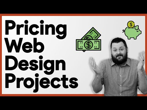 Pricing Your Web Design Projects [Video]
