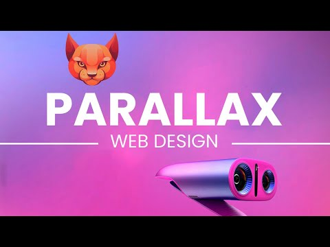 Truly Parallax Website Design with Amazing Scrolling Effect using HTML CSS JS [Video]