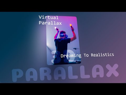 3D Parallax With Tilt animation Hover Effect using HTML CSS JavaScript [Video]