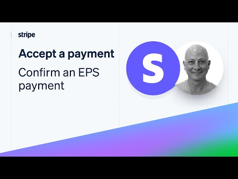 Accept an EPS payment with Stripe.js [Video]
