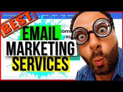 Best Email Marketing Platform for Small Business 2021 🔥 [Video]