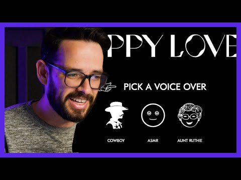 PORTFOLIO REVIEW: Interactive Art Direction ft. Voice overs [Video]
