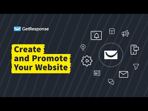Create a Website in No Time With the GetResponse Website Builder [Video]