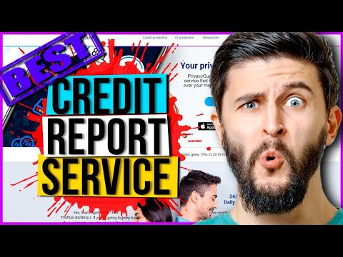 The Best Credit Report Service 2021 [Video]